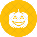 Pumpkin Scary Evil Icon
