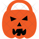 Pumpkin Basket Icon