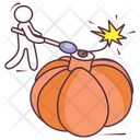 Pumpkin Bomb Icon