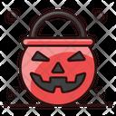 Pumpkin Bucke Icon