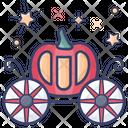 Pumpkin Carriage Icon