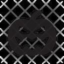 Halloween Pumpkin C Icon