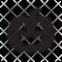 Halloween Pumpkin B Icon