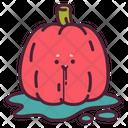 Pumpkin monster Icon