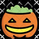 Pumpkin pot Icon