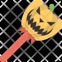 Pumpkin Stick Icon