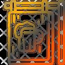 Pun Signbaord Icon