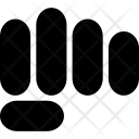 Punch Boxing Boxer Icon