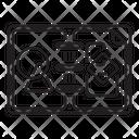 Punch Hole File Folder Icon