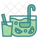 Punch  juice Icon
