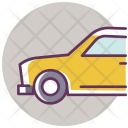 Puncher Car Airless Icon