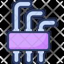 Punches Fib Belt Icon