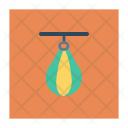 Punching Bag Boxing Punching Icon