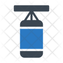 Punchingbag Exercise Boxing Icon