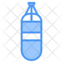 Punching Bag Sport Exercise Icon