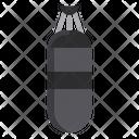 Punching Bag Sport Exercise Icon