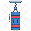 Punching Bag Icon