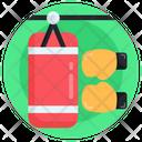 Punching Bag Icon