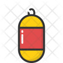 Boxing Boxer Bag Icon
