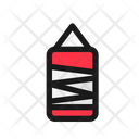 Punching Bag Sandbag Punching Icon