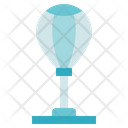 Fitness Gym Punching Ball Icon