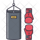 Punching Box Icon