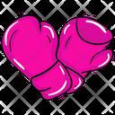 Sports Glove Boxing Gloves Mitt Icon