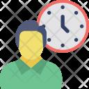 Punctual Icon