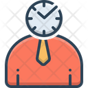 Punctual Schedule Timely Icon