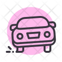 Puncture Tire Tyre Icon