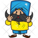 Punjabi Man Icon