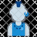 Punk Avatar User Icon