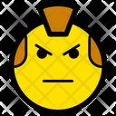 Punk Emotion Attitude Icon