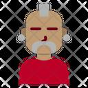 Punk Mohawk Rocker Icon