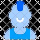Punk Urban Tribe Avatar Icon