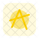 Punk Music Music Sign Anarchy Icon