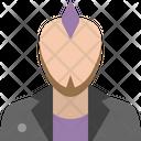 Punker Icon