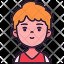Boy Kid Children Icon
