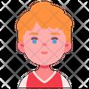 Boy Male User Icon