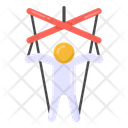Circus Tricks Puppet Show Circus Puppet Icon