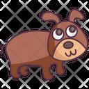 Animal Puppy Domestic Animal Icon