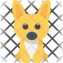 Puppy Dog Pet Icon