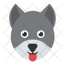 Puppy Foxhound Dog Icon
