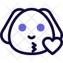 Puppy Kiss Icon