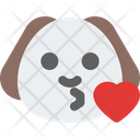Puppy Kiss Icon