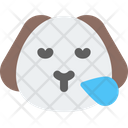 Puppy Snoring Icon