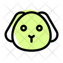 Puppy Without Mouth Icon