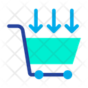 Purchase Shopping Trolley Icon