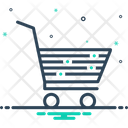 Cart Purchase Trolley Icon