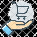 Cart Ecommerce Guarantee Icon